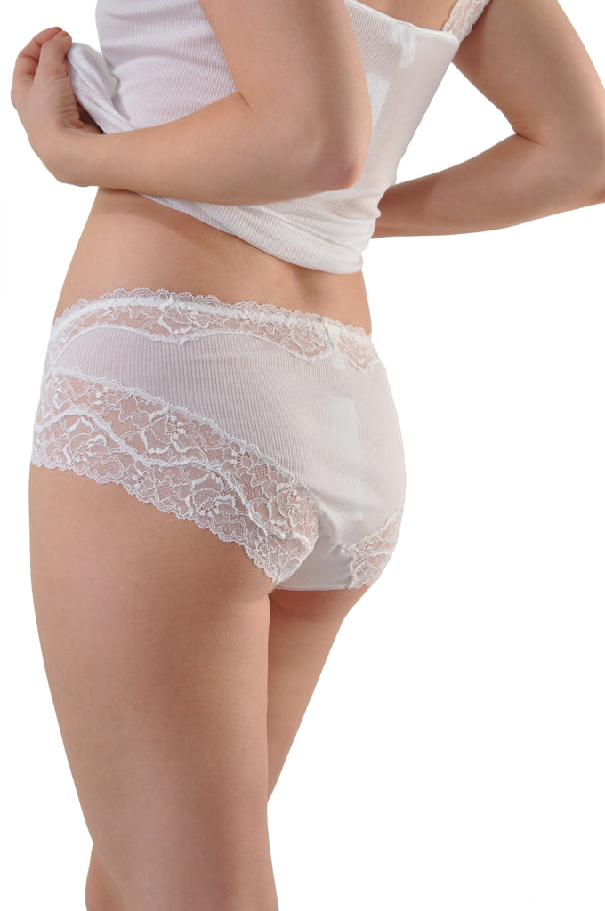 Luxurious Belle de Jour French Lace Hipster