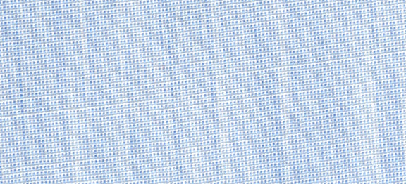 Voile End-on-End cotton fabric