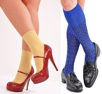 Luxury Cotton Socks for Men and Women