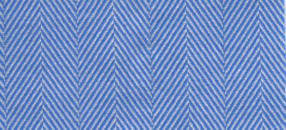 Cotton herringbone twill fabric