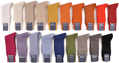 Luxury Linen Socks