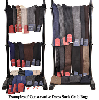 Men's Luxury Dress Socks