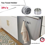 3 x Tea Towel Holders