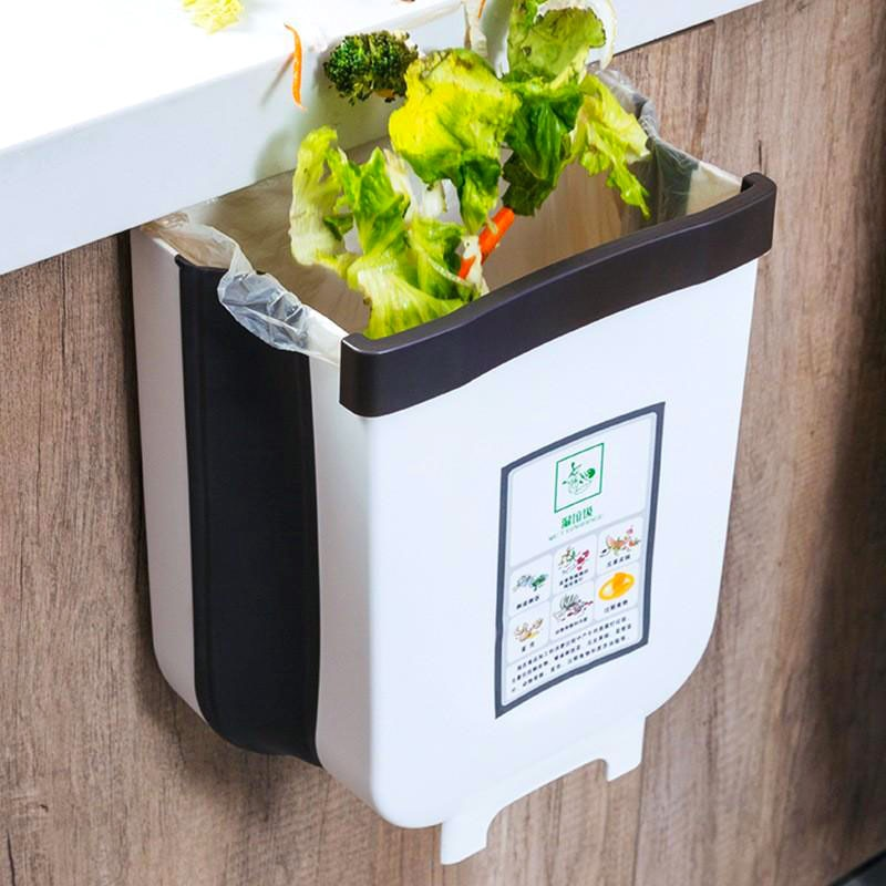 Folding Trash Bin