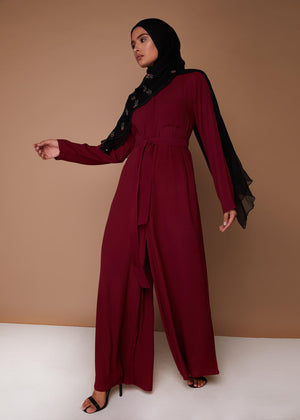 Berry Jumpsuit by Aab