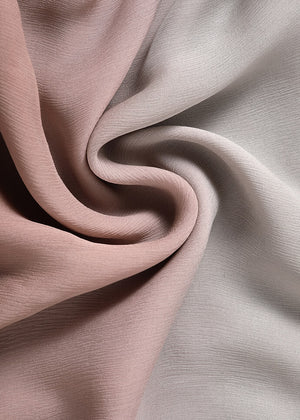 Berry & Dove Chiffon Silk Hijab
