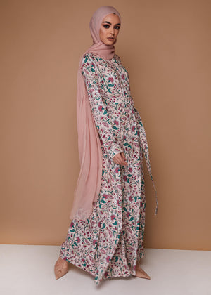 Butterfly Garden Maxi Dress by Aab