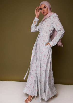Ditsy Floral Maxi Dress by Aab