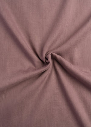 Cotton Blend Hijab Dusty Taupe