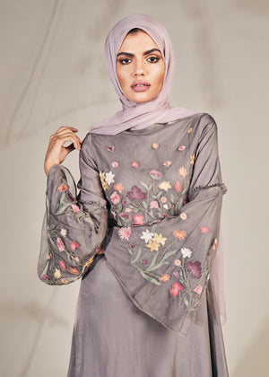 Fall Flowers Abaya Aab