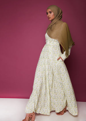 Herbaria Maxi Dress by Aab