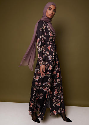Persian Garden Maxi Dress by Aab