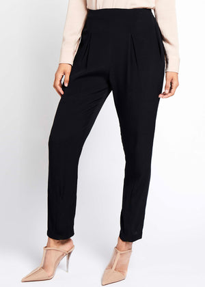 Plain Black Trousers