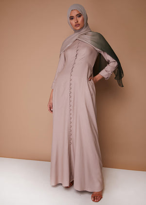 Pulsante Abaya in Cashmere by Aab