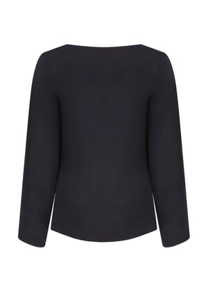 Short Top in Black by Aab