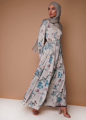 Vintage Bouquet Maxi Dress by Aab