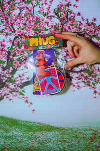 PHUG SPRING STICKER PACK