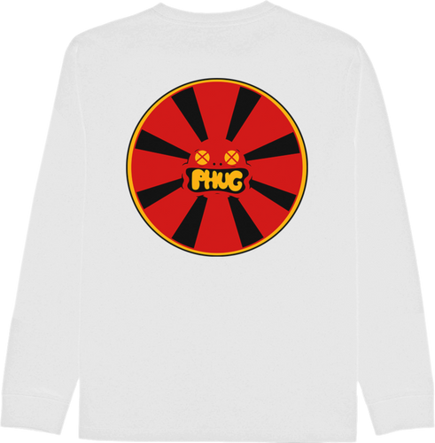 PHUG 'SCREAM' LONG SLEEVE T-SHIRT