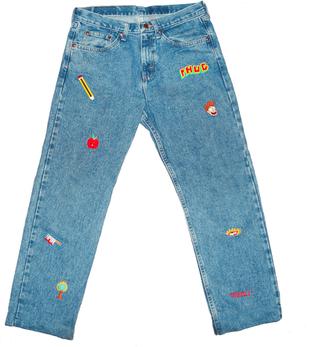 ORIGINAL PHUG DENIM JEANS