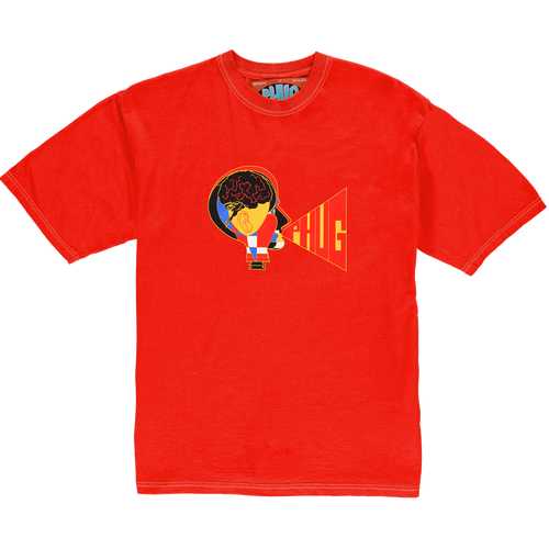 PHUG 'COLOUR MACHINE' TEE - RED