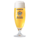 Blanche de Chambly 13oz glass, Footed flute