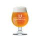 Unibroue 13oz glass, Belge