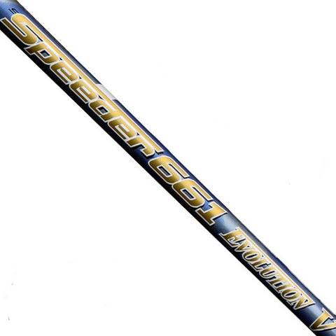 Fujikura Speeder Evolution V (5) Shaft