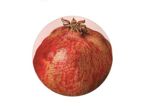 "Pomegranate - 6"" round"