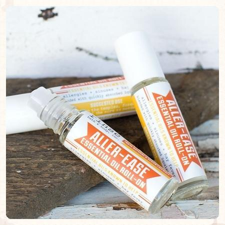 Aller-Ease Roll-On Essential Oil - wholesale rinsesoap
