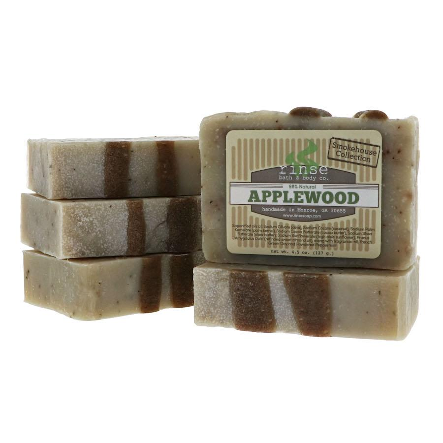 Applewood Smokehouse Soap - wholesale rinsesoap