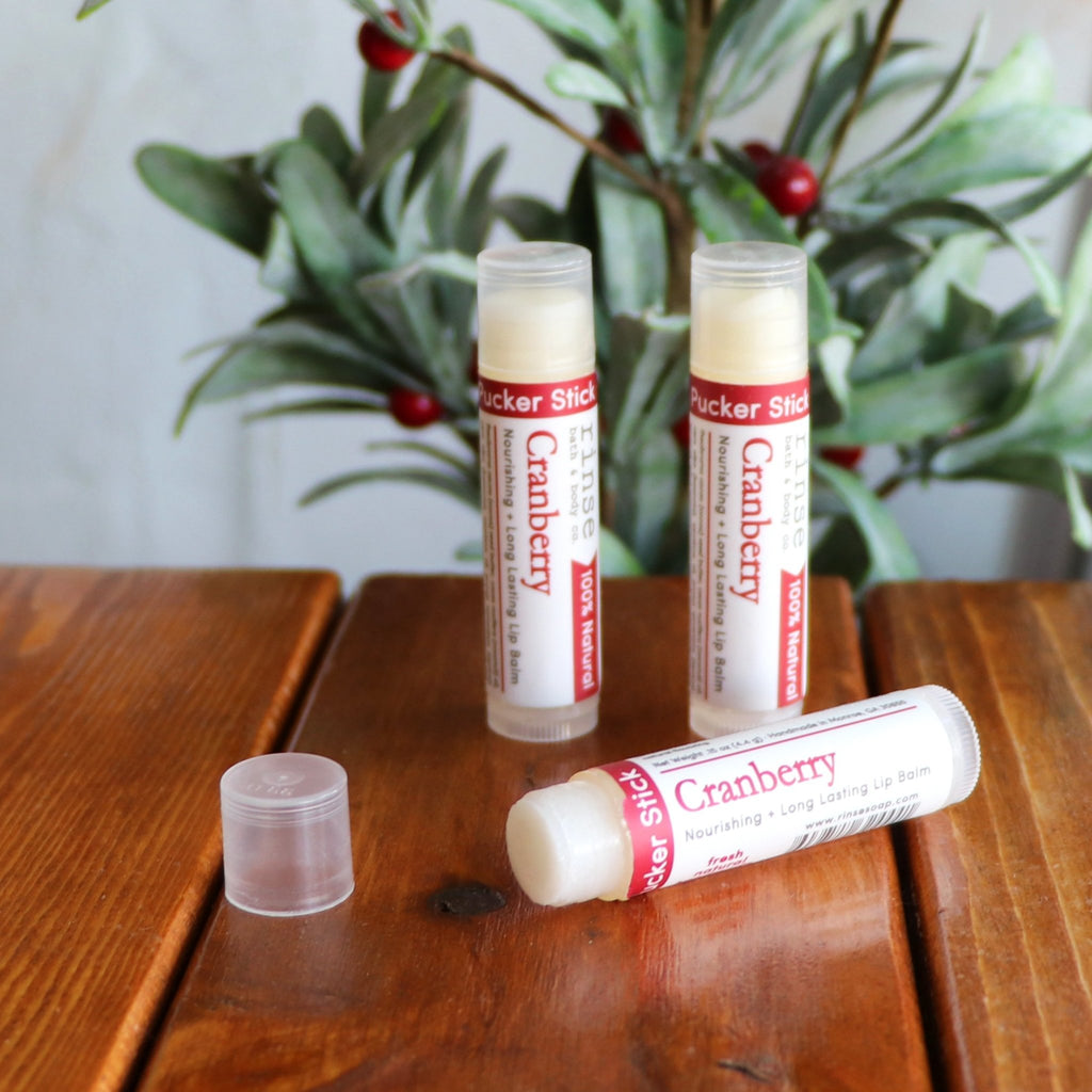Cranberry Pucker Stick - wholesale rinsesoap
