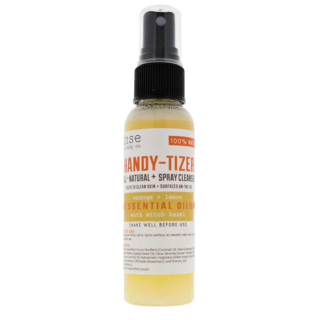 Handy-Tizer - Orange Lemon - wholesale rinsesoap