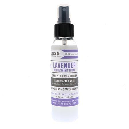 Lavender Refreshing Spray - wholesale rinsesoap