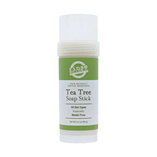 Tea Tree Soap Stick - wholesale rinsesoap