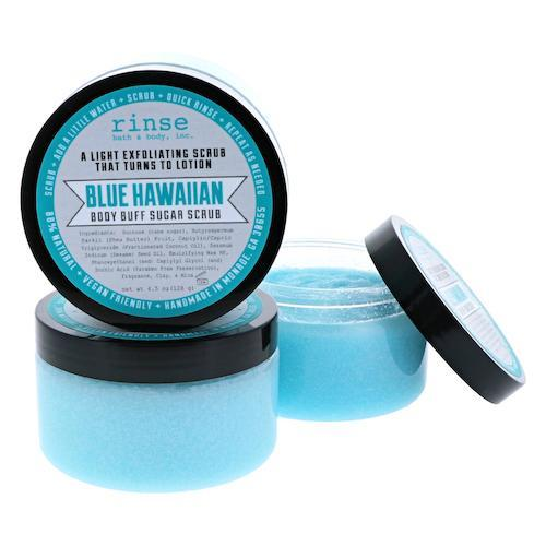 Tester - Salt & Sugar Body Buff