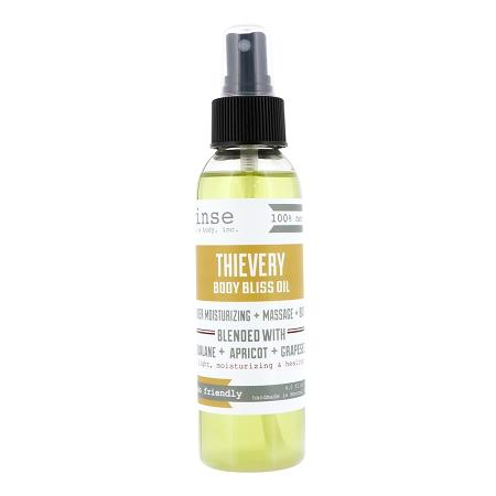 Thievery Body Bliss Oil - wholesale rinsesoap