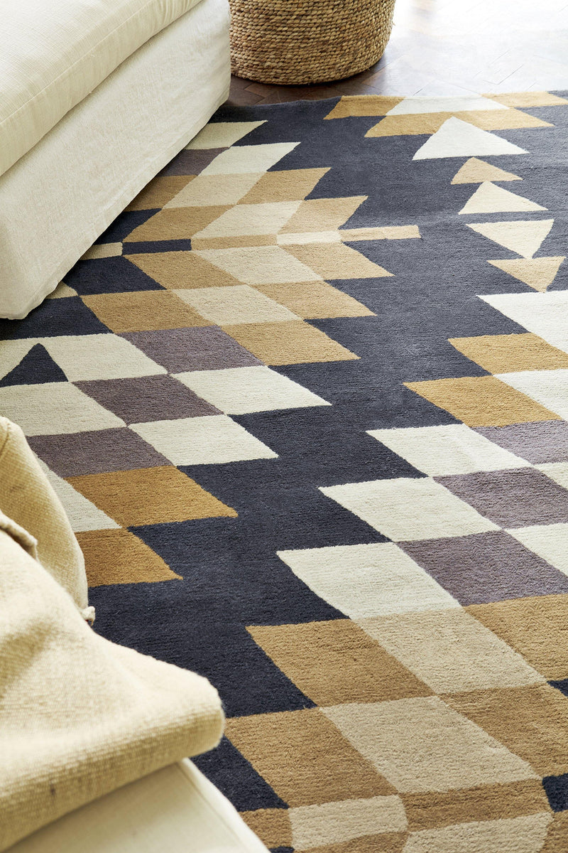 Harlequin Elwana Jute (140208) - The Rug Loft rugs ireland