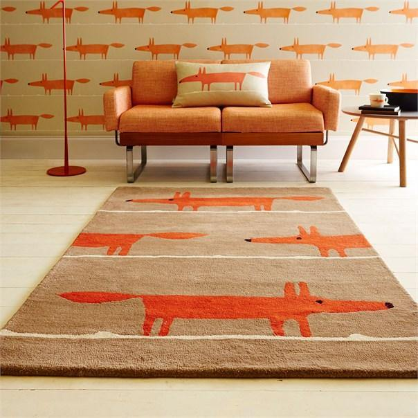 Mr Fox Cinnamon 25303 - The Rug Loft rugs ireland