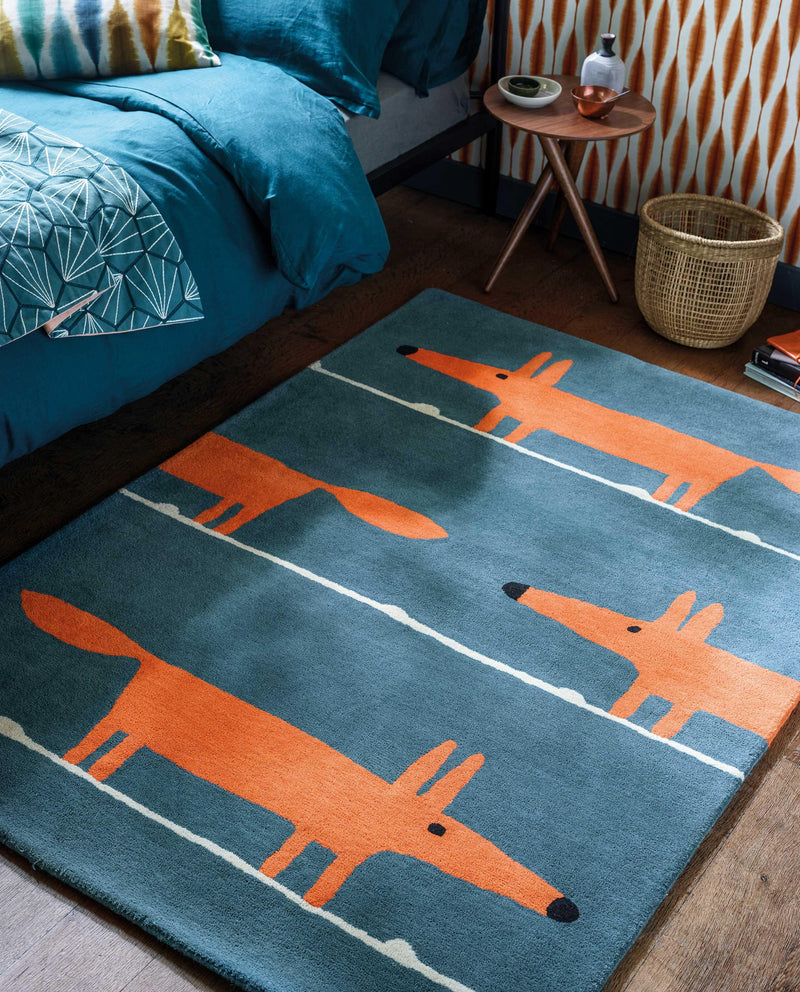 Mr Fox Denim 25318 - The Rug Loft rugs ireland