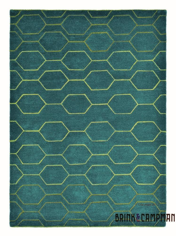 Arris Teal (37307) - The Rug Loft rugs ireland