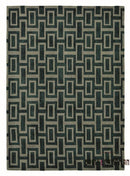 Intaglio Black (37205) - The Rug Loft rugs ireland