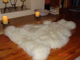 Single Sheepskin Ivory - The Rug Loft rugs ireland