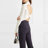 DION LEE TWIST BACK TOP (WHITE)