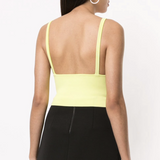 DION LEE ZEST DENSITY BRALETTE