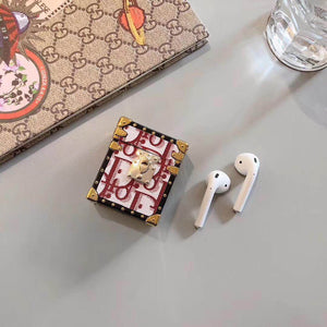 Fashion Dior  AirPods Case For Airpods 1/2