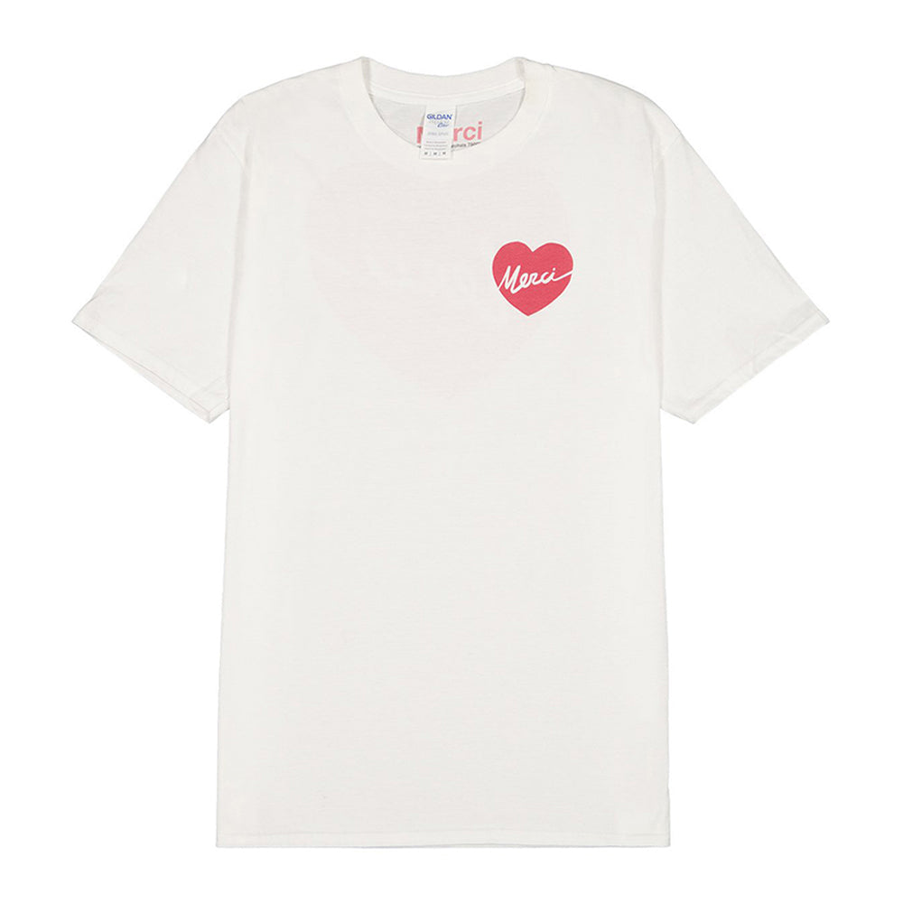T-shirt Merci Hearth