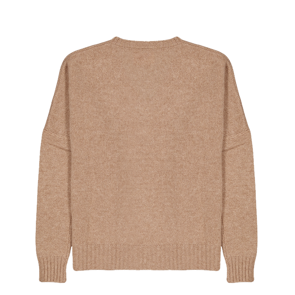 Pull en cachemire Abby - Camel Taille 2