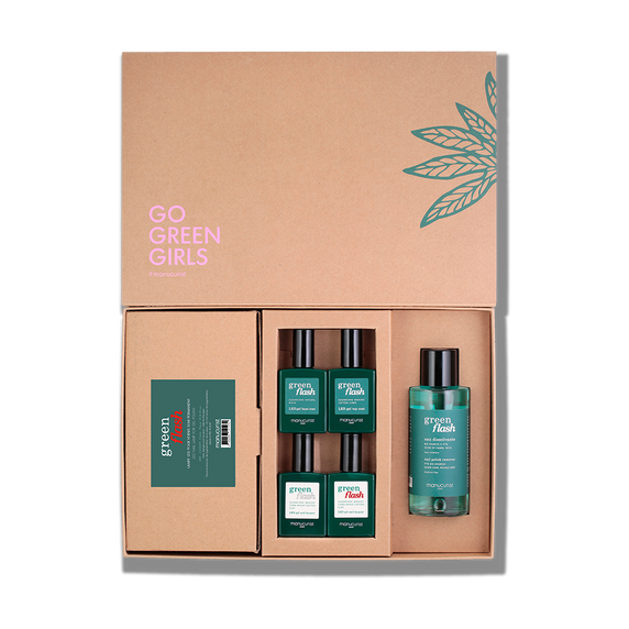 Coffret Green Flash