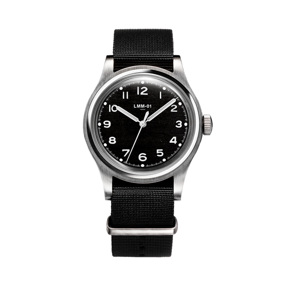 LMM-01 Field Watch en Noir