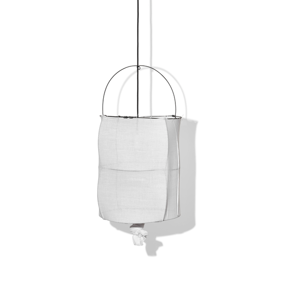 Moyenne suspension Koushi - Blanc